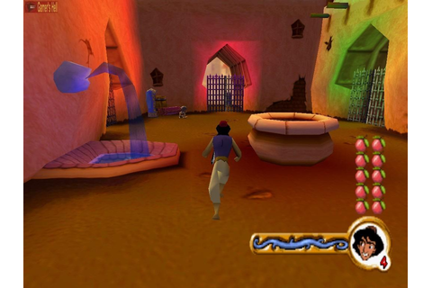 Aladdin in Nasira Revenge Fully Full Version PC Game ...