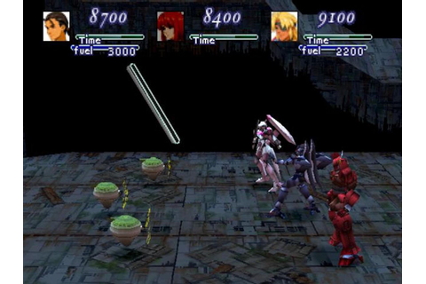 Xenogears' story lives on, thanks to its ambitious creator ...