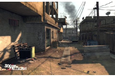 Six Days in Fallujah [X360/PS3/PC - Cancelled] - Unseen64