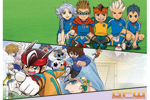 Games-Power-World | Produkte: Inazuma Eleven 3 ...