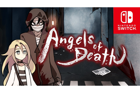 Angels of Death Nintendo Switch Trailer - North America ...