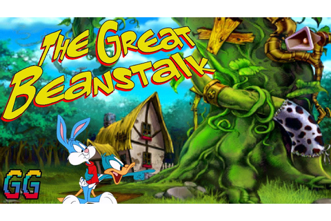 PS1 Tiny Toon Adventures: The Great Beanstalk 1999 ...