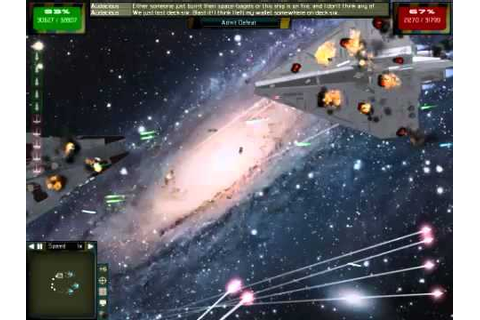 Gratuitous Space Battles star wars mod - YouTube