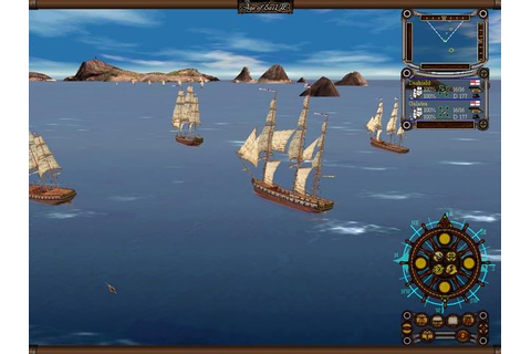 Age of Sail II Screenshots - Video Game News, Videos, and ...