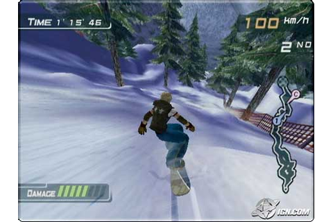 1080: Avalanche - IGN