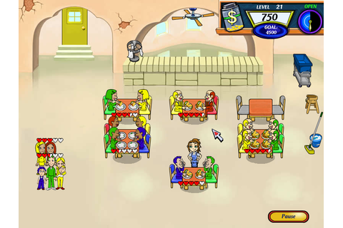 Diner dash 2 restaurant rescue games free download ...