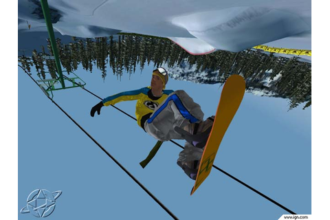 Amped: Freestyle Snowboarding Screenshots, Pictures ...
