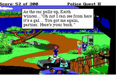 Download Police Quest 2 - The Vengeance | Abandonia