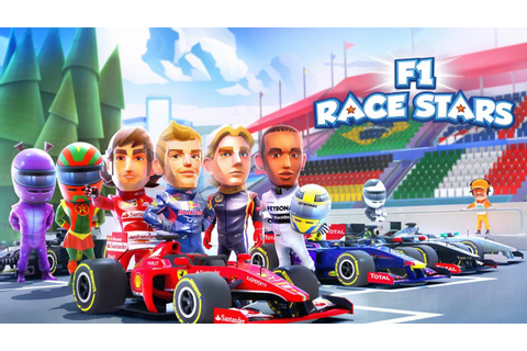 F1 Race Stars™ - Universal - HD (Sneak Peek) Gameplay ...
