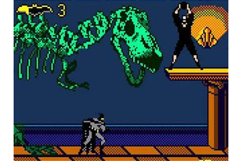 Screens: Batman: Chaos In Gotham - Game Boy Color (4 of 4)