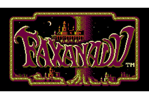Faxanadu - NES Gameplay - YouTube