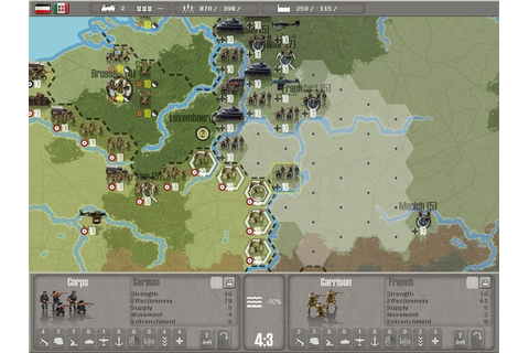 Military History Commander Europe At War Game
