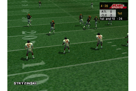 NFL Quarterback Club 2000 Screenshots | GameFabrique