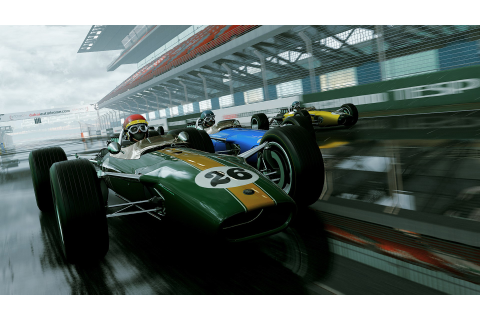 New Project Cars In-Game Screens Show What Next-Gen ...