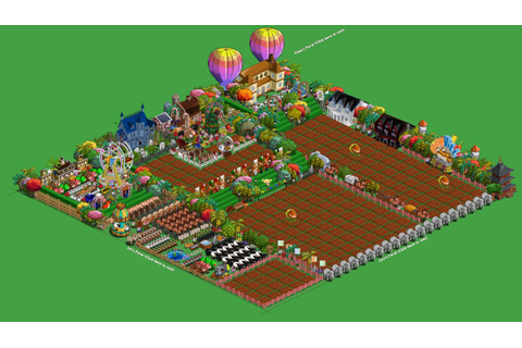 Holy mother of FarmVille -- the craziest farm ever! - AOL News