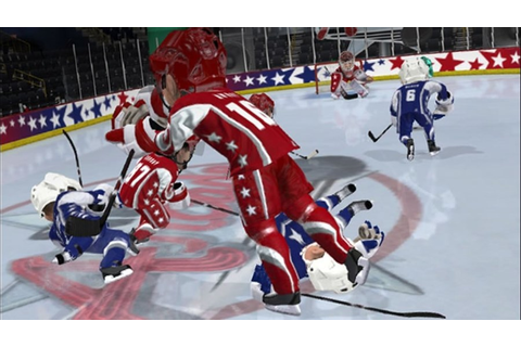 3 on 3 NHL Arcade News, Achievements, Screenshots and Trailers