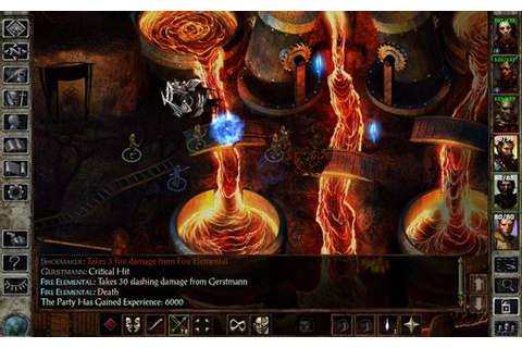 Icewind dale: Enhanced edition iPhone game - free ...