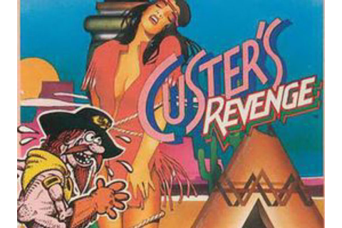 Retro Review: Custer's Revenge (Atari 2600) - Digital Crack