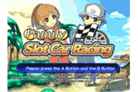 Family Slot Car Racing | WiiWare | Jeux | Nintendo