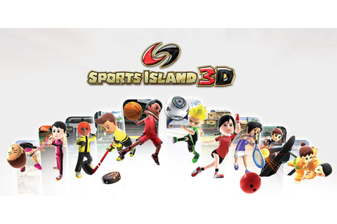 Sports Island 3D | Nintendo 3DS | Games | Nintendo