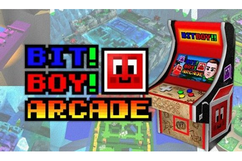 Bit Boy!! ARCADE Review - 3DS eShop | Nintendo Life