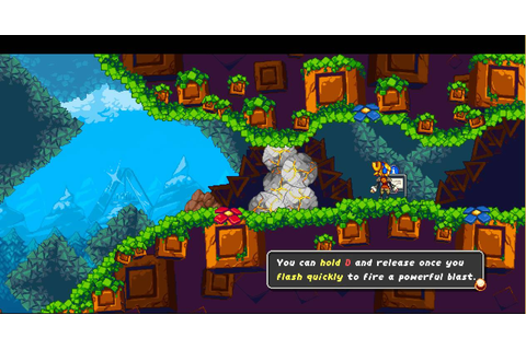 Iconoclasts Pc Download + Gameplay - YouTube