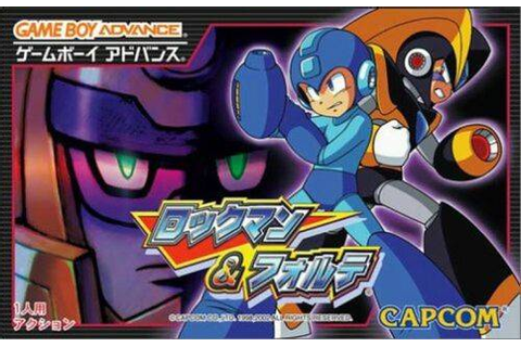 Game: Mega Man & Bass [Game Boy Advance, 2003, Capcom ...