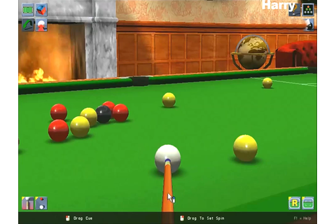 Jimmy White's Cueball World Download Game | GameFabrique