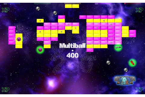 Acky's Reloaded - Breakout Arkanoid Reimagined by Isotope ...