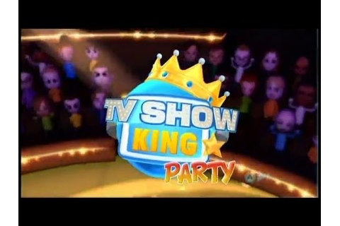 TV Show King Party - Nintendo Wii Live Stream - YouTube