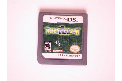Tank Beat game for Nintendo DS | The Game Guy