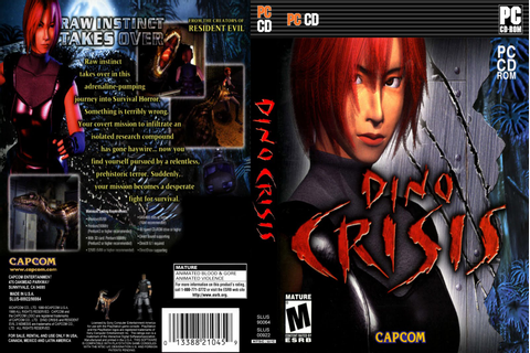 Download Uba v. 0.9: Dino Crisis (PC GAME)