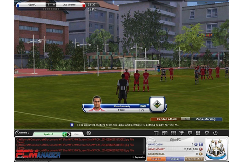 Football Club Manager FCM (Windows PC) - GM Games