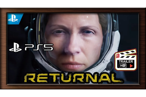 Returnal PS5 Game Trailer - YouTube