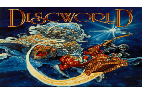 Discworld (1995, Psygnosis) Intro [HD] - YouTube