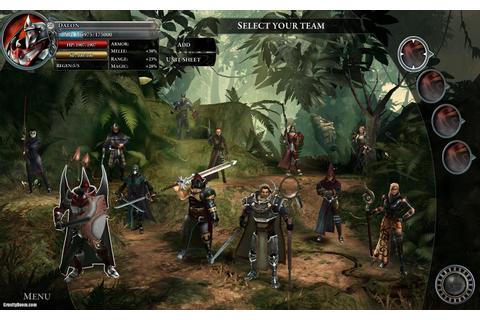 Confrontation game for the pc