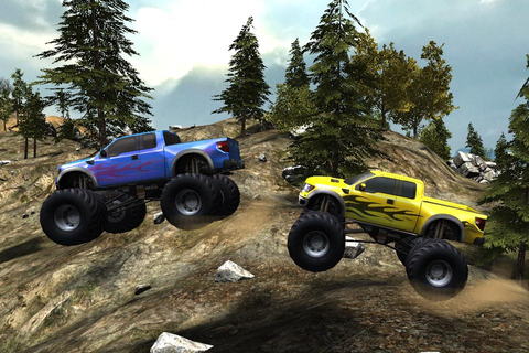 Monster Truck Rally Racing 3D - Android Apps on Google Play