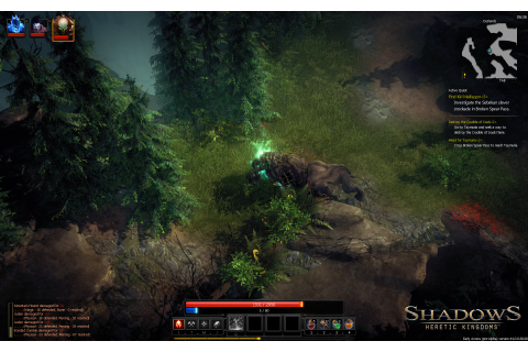 Kjøp Shadows: Heretic Kingdoms PC-spill | Steam Download