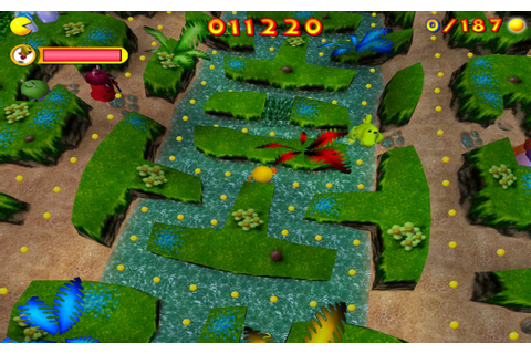 Pac-Man: Adventures in Time Download (2000 Puzzle Game)