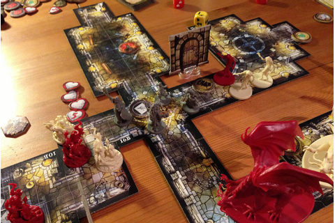 Review: Descent 2nd Edition » Shut Up & Sit Down