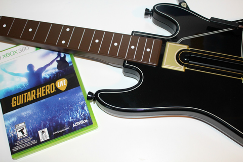 Guitar Hero Live for XBox 360! #HolidayGiftGuide - The ...