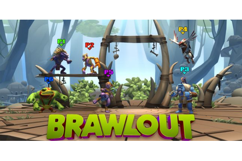 Super Smash Bros. inspired Brawlout Announced for PS4 ...