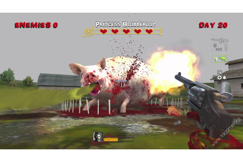 Blood and Bacon - Download Free Full Games | Arcade ...