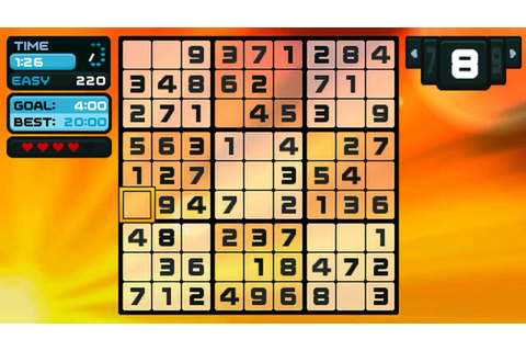 Go! Sudoku PSP - YouTube