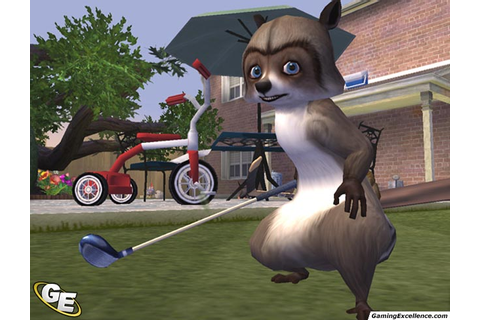 Over the Hedge Review - GamingExcellence