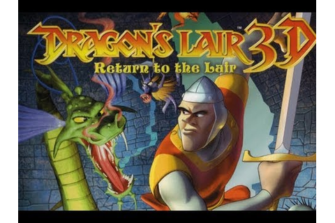 CGRundertow DRAGON'S LAIR 3D: RETURN TO THE LAIR for ...