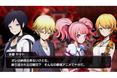 Akiba's Beat introduces eight new characters - Gematsu