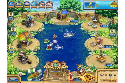 All about Farm Frenzy: Gone Fishing. Download the trial ...