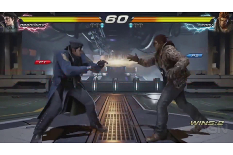 Tekken 7 (PS4): Eddy vs. Dragunov - Violet Systems (No ...