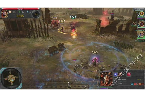 Warhammer 40,000: Dawn of War II - Chaos Rising - Download ...